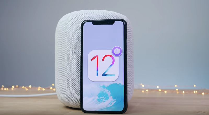iOS 12 Public Beta Released