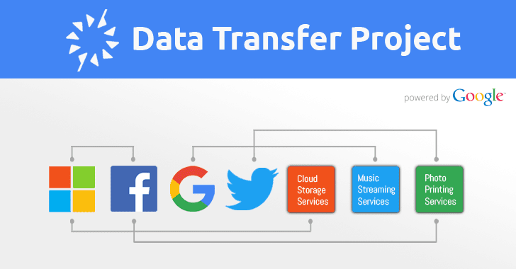 Google Launches 'Data Transfer Project' to Make it Easier to Switch Services