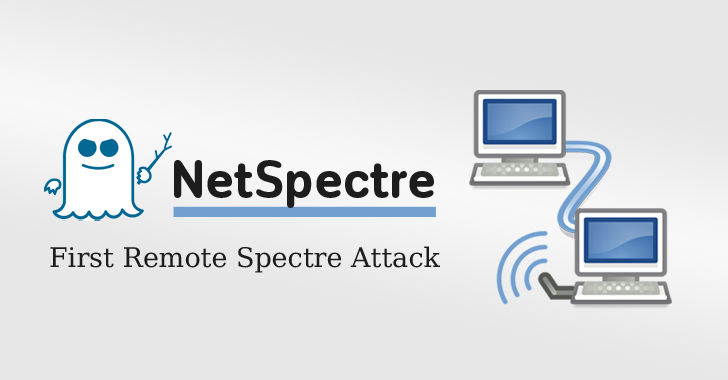NetSpectre – New Remote Spectre Attack Steals Data Over the Network