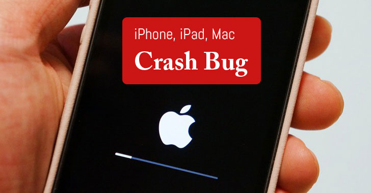 Watch Out! This New Web Exploit Can Crash and Restart Your iPhone