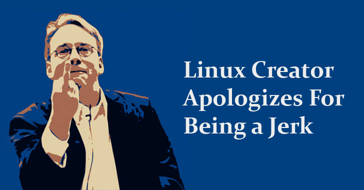 Linus Torvalds Apologises For His Rude Behaviour—Takes Time Off