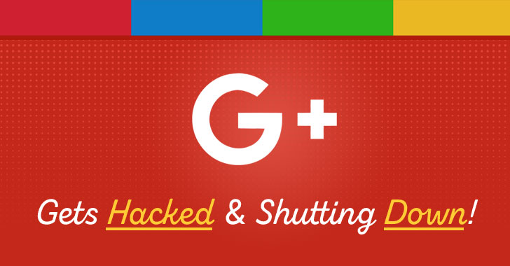 Google+ is Shutting Down After a Vulnerability Exposed 500,000 Users' Data