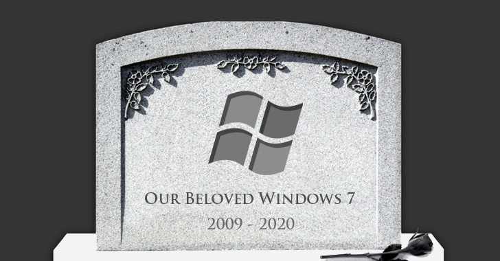 Reminder: Microsoft to end support for Windows 7 in less than one year