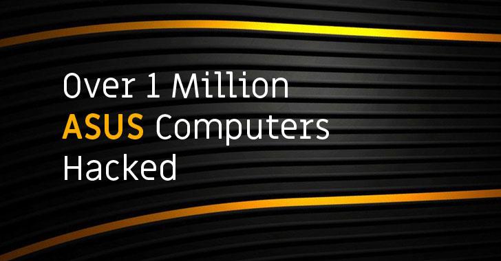 Warning: ASUS Software Update Server Hacked to Distribute Malware