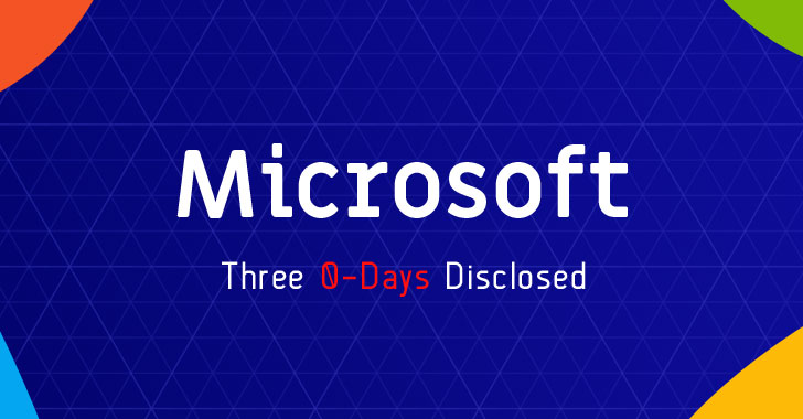 Update: Hacker Disclosed 4 New Microsoft Zero-Day Exploits in Last 24 Hours