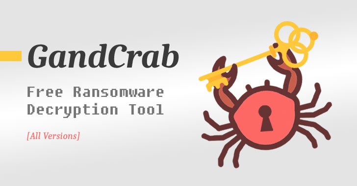 GandCrab Ransomware Decryption Tool [All Versions] — Recover Files for Free