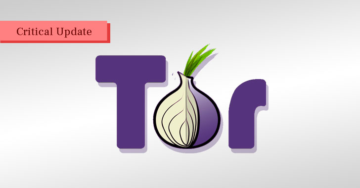 Tor Browser 8.5.2 Released — Update to Fix Critical Firefox Vulnerability