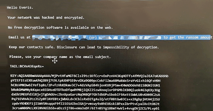 Targeted Ransomware Attacks Hit Several Spanish Companies