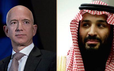 Saudi Prince Allegedly Hacked World's Richest Man Jeff Bezos Using WhatsApp
