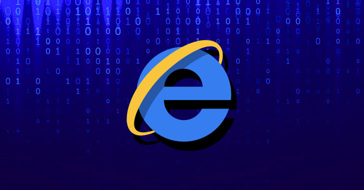 Microsoft Warns of Unpatched IE Browser Zero-Day That's Under Active Attacks