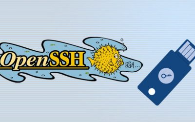 OpenSSH now supports FIDO U2F security keys for 2-factor authentication