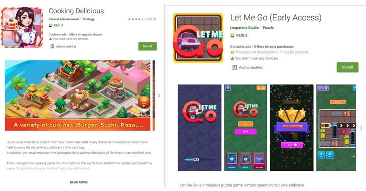 Dozens of Android Apps for Kids on Google Play Store Caught in Ad Fraud Scheme