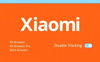 Change This Browser Setting to Stop Xiaomi from Spying On Your Incognito Activities
