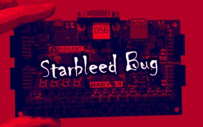 Unpatchable 'Starbleed' Bug in FPGA Chips Exposes Critical Devices to Hackers