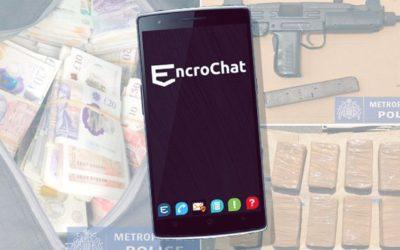 Police Arrested Hundreds of Criminals After Hacking Into Encrypted Chat Network