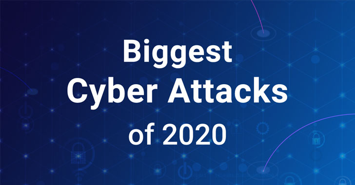 Top Cyber Attacks of 2020