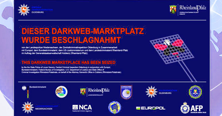 Authorities Take Down World's Largest Illegal Dark Web Marketplace