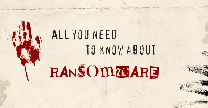 Everything You Need to Know About Evolving Threat of Ransomware