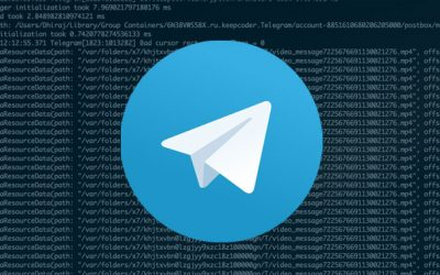 Secret Chat in Telegram Left Self-Destructing Media Files On Devices
