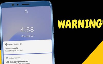 Watch Out! That Android System Update May Contain A Powerful Spyware