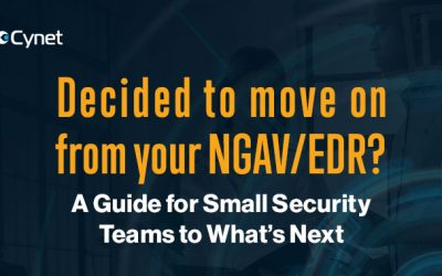 Decided to move on from your NGAV/EDR? A Guide for Small Security Teams to What's Next