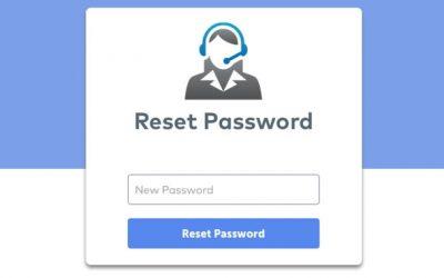 How Should the Service Desk Reset Passwords?