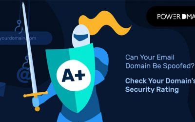 Can Your Business Email Be Spoofed? Check Your Domain Security Now!