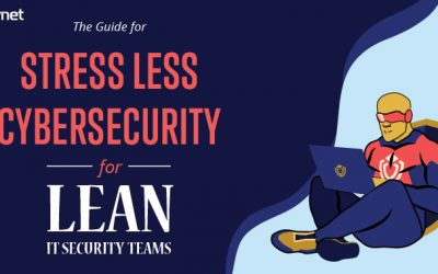 [eBook] A Guide to Stress-Free Cybersecurity for Lean IT Security Teams