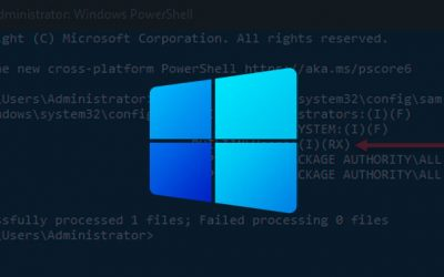 How to Mitigate Microsoft Windows 10, 11 SeriousSAM Vulnerability